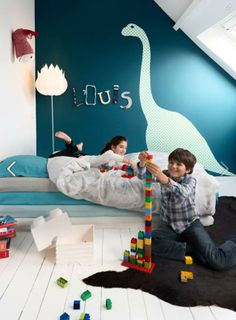 Louis le Sec #Bedroom #Kids