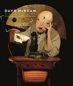 Dark Horse Gets into the Movie Business with 'Dave McKean: Short Films' Hardcover and Blu Ray