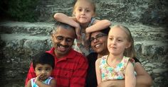 We're Indian-American With Adopted White Children And Here's What People Ask Us | HuffPost