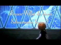 ❅Die Eiskönigin-Willst du einen Schneemann bauen? [Cover] ❅ - YouTube