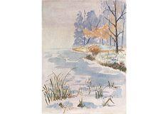 Winter   Landscape on OneKingsLane.com