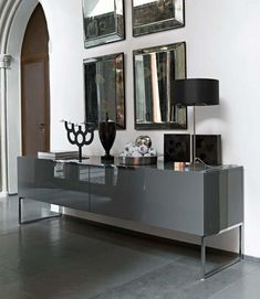 New Athos Storage and Console table by Paolo Piva from BEB Italia!!!!!
