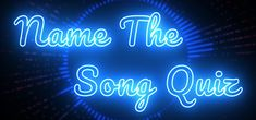 Name The Song Quiz: Local multi co-op game up to 18 players. Music knowledge contest