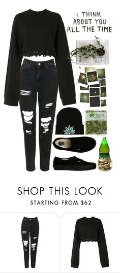 """""""frank ocean - thinkin bout you"""" by adrielle260102 ❤ liked on Polyvore featuring Topshop, Puma and Kale"""