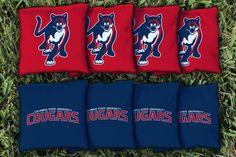 Cornhole All Weather Bag Set - Columbus State University Cougars