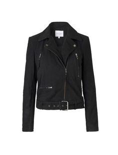 Second Female Jones Suede Jacket Winter 2017, Fall Winter, Autumn, Suede Jacket, Leather Jacket, Latest Fashion Trends, Female, Jackets, Shopping