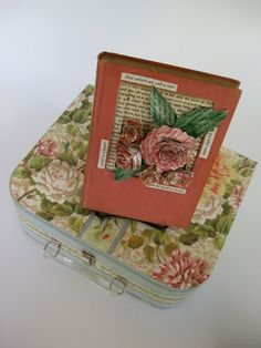 altered book art on etsy