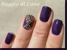 Raggio di Luna Nails:  #nail #nails #nailart