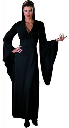 Hooded Robe Gothic Costume