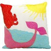 Found it at Joss & Main - Mermaid Indoor/Outdoor Pillow