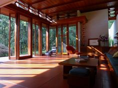 The Bachman-Wilson House (1954), designed by Frank Lloyd Wright