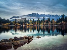 Queenstown, New Zealand Did you know this place is here in Venice? This was part of our amazingly fun… Best Landscape Photographers, Landscape Photography Tips, Architectural Photographers, Photography Tutorials, Nature Photography, Popular Photography, Amazing Photography, Best Sites, Cool Landscapes