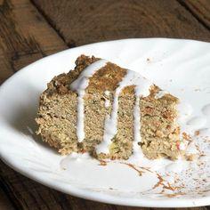 Carrot Cake (gluten-free, grain-free, sugar-free, paelo)