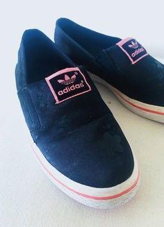 Kupuj mé předměty na #vinted http://www.vinted.cz/damske-boty/tenisky/15844043-cerne-slip-on-adidas-original