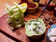 koolhydraatarme kaasspread - heksenkaas Vegan Recepies, Low Carb Sauces, Convenience Food, Low Carb Keto, High Tea, Eating Habits, Food Videos, Clean Eating, Yummy Food