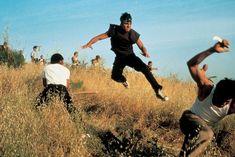 Jesse Borrego, Chicano Movies, Benjamin Bratt, Estilo Cholo, Bound By Honor, Cholo Style, Blood, Kicks, Running
