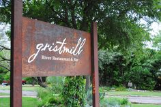 If you ever find yourself in Gruene Texas you have to stop in here for a meal.