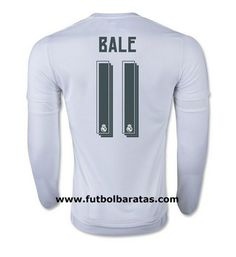 Home Team, Real Madrid, Long Sleeve, Tops, Shell Tops