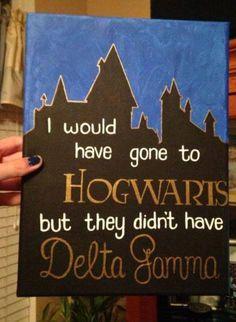 DG at Hogwarts