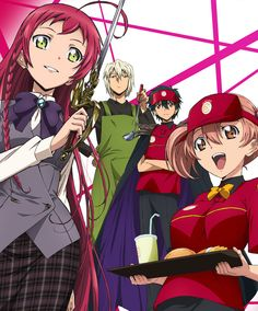 Watch The Devil is a Part-Timer!/Hataraku Maou-sama!