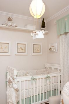 quarto de bebe fugindo do rosa