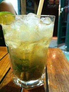 Mojito sin alcohol. Ver la receta http://www.mis-recetas.org/recetas/show/36176-mojito-sin-alcohol