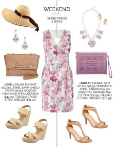 Kentucky Derby Outfit Ideas from Shop Prima donna