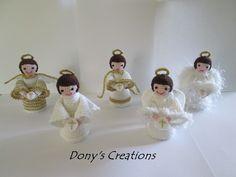 Dony's Creations - HandMade : Angeli