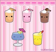 deviantART: More Like Kawaii Junk Food by A-