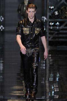 Versace Men's RTW Fall 2014