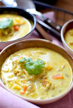 Zupa meksykańska z indykiem Mexican Food Recipes, Soup Recipes, Ethnic Recipes, Polish Recipes, Cheeseburger Chowder, Thai Red Curry, Stew, Grilling, Food And Drink