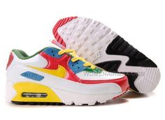 http://www.womenairmax.com/nike-air-max-90-womens-shoes-wholesale-red-white-yellow-blue-green.html NIKE AIR MAX 90 WOMENS SHOES WHOLESALE RED WHITE YELLOW BLUE GREEN Only $89.00 , Free Shipping!