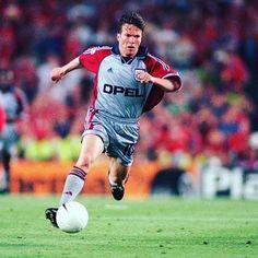 Lothar matthaus at Bayern   #lotharmatthäus #matthaus #bayern #bayernmunich #munchen #bundesliga #german #germanfootball #football #footballplayer #retro #retrofootball #vintage #vintagefootball #soccer #soccerplayer #oldschool #90s #90sfootball