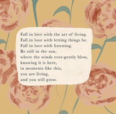 All Along You Were Blooming: Thoughts for Boundless Living by Morgan Harper Nichols Self Love Quotes, Cute Quotes, Words Quotes, Wise Words, Quotes To Live By, Quotes Of Hope, Self Growth Quotes, Love Life Quotes, Morgan Harper Nichols