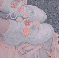 Baby Pink Aesthetic, Peach Aesthetic, Aesthetic Colors, Flower Aesthetic, Aesthetic Images, Aesthetic Collage, Aesthetic Backgrounds, Aesthetic Vintage, Aesthetic Iphone Wallpaper