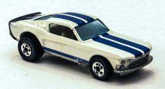 Hot+Wheels+1982++Mustang+Stocker+by+RenesansWheels+on+Etsy,+$45.00