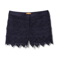Joe Fresh Women's Crochet Short