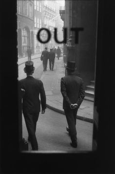 London, by Sergio Larrain, 1959