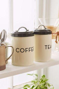 Tea Storage Tin