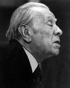 Jorge Luis Borges // Jose Angel Gonzalez