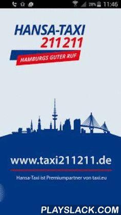 Cute Taxi Hamburg Android App playslack Your Hansa Taxi App