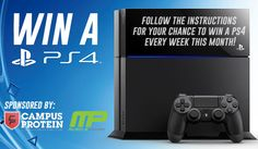 Complete Actions to get points. Points will equal entries. Entries give you a chance to WIN a PS4! (More entries = more chances to win)Click the 'Rewards' tab to see what other Bonus Gifts you can Unlock!Week 3: 11/17-11/23