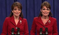 Sarah Palin Confidante Encouraged Her to Imitate Tina Fey on 'Saturday Night Live' Sarah Palin, Tina Fey, Saturday Night Live, Chris Farley, Political Comedy, Actor Studio, The Uncanny, Amy Poehler, Snl