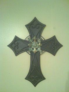 Wall cross from Hobby Lobby