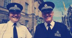 WE LAUNCHED A NEW SERVICE THAT GIVES YOU A NEW WAY TO TALK TO YOUR LOCAL POLICE FORCE