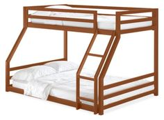 Bunk Beds For Boys Room, Bunk Bed Rooms, Adult Bunk Beds, Bunk Beds With Stairs, Twin Beds, Bedrooms, Modern Kids Furniture, Modern Kids Bedroom, Modern Room