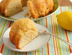 Vegan Mother Hubbard: Lemon on Lemon on Lemon Pound Cake