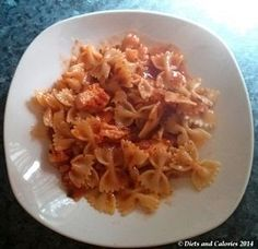 Chicken, Tomato & Basil Pasta: Kerry Low Low Healthy Ready Meals Review