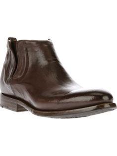 ALBERTO FASCIANI - ankle boot 5