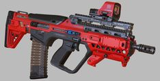 Modified Nerf Guns, Shot In The Dark, Future Weapons, Home On The Range, Concept Weapons, Assault Rifle, Military Weapons, Firearms, Arsenal